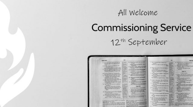 12 September – Annual Commissioning Service for Chaplains in Schools and Colleges