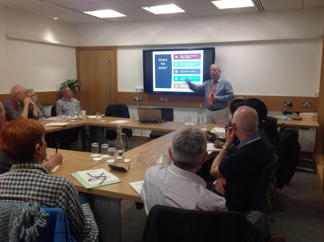 Going Further: Report on WM Conference for FE Chaplains